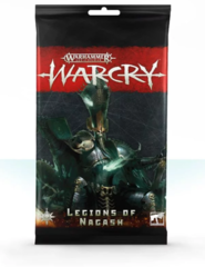 Warcry Cards: Legions of Nagash