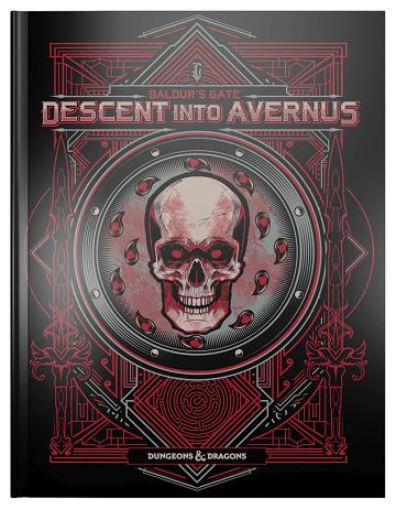 Baldurs Gate: Descent into Avernus Hobby Exclusive