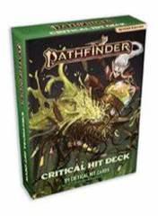 Pathfinder 2E Critical Hit Deck
