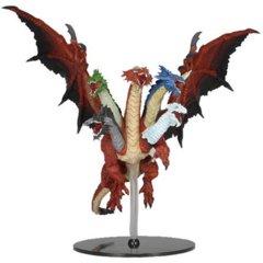 D&D Icons of the Realms Miniatures: Tyranny of Dragons - Tiamat Premium Figure
