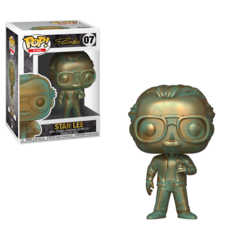 Stan Lee #07 (Patina)