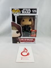 Funko Pop - Star Wars - #126 - Luke Skywalker (Galactic Convention 2017)