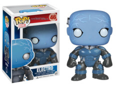 Funko Pop! - The Amazing Spider-man 2 - #46 - Electro (GITD)