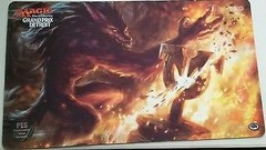 Grand Prix Detroit Werewolf Playmat