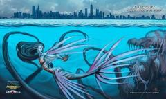 Grand Prix Chicago Merfolk Playmat