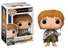 Funko Pop - The Lord of the Rings - #444 - Samwise Gamgee