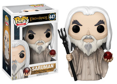 Funko Pop - The Lord of the Rings - #447 - Saruman