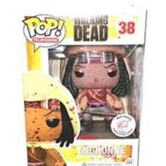 Funko Pop! - The Walking Dead - #38 - Michonne (Harrison's Excl.)
