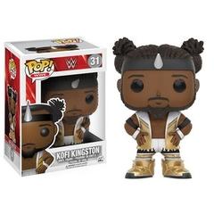 Funko Pop - WWE - #31 - Kofi Kingston