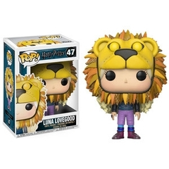 Funko Pop - Harry Potter - #47 - Luna Lovegood (Lion Hat)
