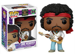 Funko Pop - Purple Haze Proper Ties - #54 - Jimi Hendrix