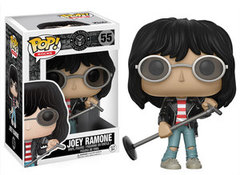 Funko Pop - Joey Ramone: Hey Ho Let's Go - #55 - Joey Ramone