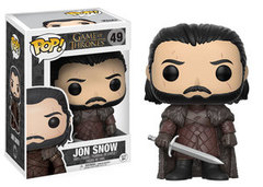 Funko Pop - Game of Thrones - #49 - Jon Snow (King in the North)