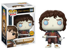 Funko Pop - The Lord of the Rings - #444 - Frodo Baggins CHASE Glow