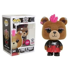 Funko Pop - Build-A-Bear - #01 - Fury N' Fierce (Chase)