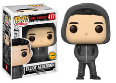 Funko Pop - Mr. Robot - #477 - Elliot Alderson CHASE