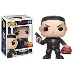 Funko Pop - Marvel Daredevil - #216 - Punisher CHASE