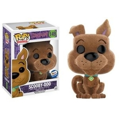 Funko Pop! - Scooby-Doo! - #149 - Scooby-Do (Flocked; Gemini Excl.)