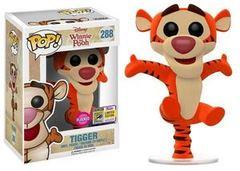 Funko Pop! Disney - Winne the Pooh - Tigger (Flocked; SDCC 2017)