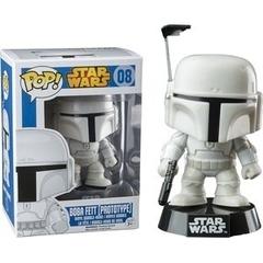 Funko Pop - Star Wars - #08 - Boba Fett Prototype (Walgreens Excl.)