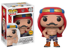 Funko Pop - WWE - #43 - Iron Sheik CHASE