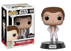 Funko Pop - Star Wars - #125 - Princess Leia Hoth (Galactic Convention Excl.)