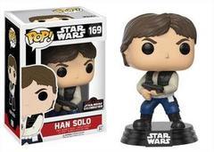 Funko Pop - Star Wars - #169 - Han Solo (Celebration Sticker) Item B