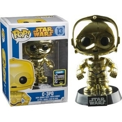 Funko Pop - Star Wars - #13 - C-3PO (Summer Convention Excl. 2015)