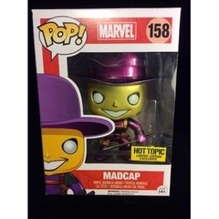 Funko Pop - Marvel - #158 - Madcap (Metallic Chase; Hot Topic Exclusive)