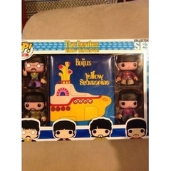 Funko Rock - The Beatles - Collector's Set - The Beatles: Yellow Submarine