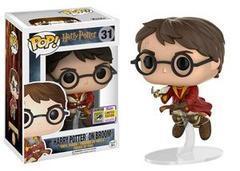Funko Pop! Movies - Harry Potter -#31 - Harry Potter on Broom (SDCC 2017)