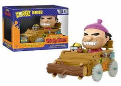 Funko Dorbz - Hanna Barbera - #35 - Rufus Ruffcut and Sawtooth w/ Buzzwagon (SDCC 2017 Pop Up Shop Excl. Lmtd. 1500)