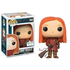 Funko Pop! Movies - Harry Potter - #50 - Ginny Weasley (Barnes & Noble Excl.)