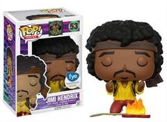 Funko Pop! Rocks - Purple Haze Proper Ties - #53 - Jimi Hendrix (F.Y.E. Excl.)