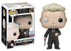 Funko Pop! - Fantastic Beasts and Where To Find Them - #13 - Gellert Grindelwald (NYCC 2017)