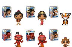 Funko Pop! Disney - Aladdin - Bundle with Chase PRE-ORDER