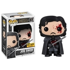 Funko Pop! - Game of Thrones - #07 - Jon Snow (Hot Topic Excl. Bloody eye)