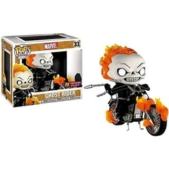 Funko Pop - Marvel - #33 - Ghost Rider (PX Previews Exclusive)