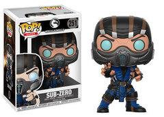 Funko Pop - Mortal Kombat X - #251 - Sub-Zero