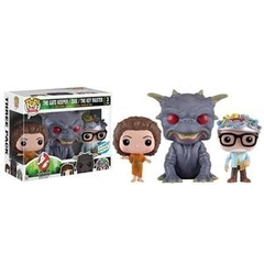 Funko Pop - Ghostbusters - 3-Pack - The Gate Keeper / Zuul / The Key Master