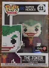 Funko Pop - DC Super Heroes - #11 - The Joker (8-Bit/Gamestop Exclusive)