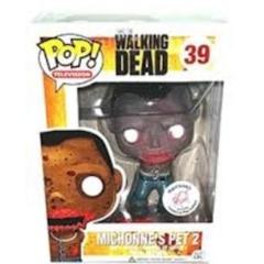 Funko Pop! - The Walking Dead - #39 - Michonne's Pet 2 (Harrison's Excl.)