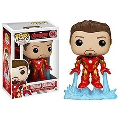 Funko Pop! - Avengers - #94 - Iron Man Unmasked (Amazon)
