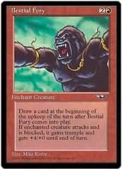 Bestial Fury (Facing Left)
