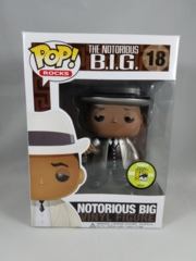 Funko Pop - #18 Notorious BIG - 2011 SDCC