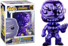 Funko Pop! - Avengers: Infinity War - #289 - Thanos (Chrome; Popcultcha Excl.)