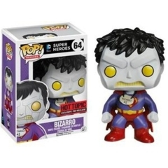 Funko Pop! - DC Super Heroes - #64 - Bizarro (Hot Topic Excl.)