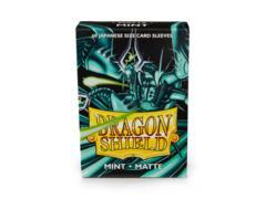 Dragon Shield Sleeves: Japanese Matte Mint (Box Of 60)