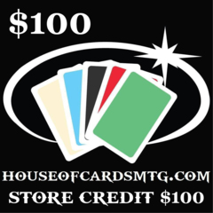 Store Credit - $100