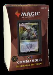Strixhaven Commander Deck: Silverquill Statement